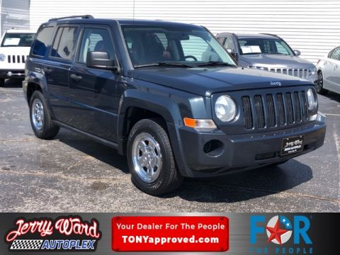 Pre-Owned 2008 Jeep Patriot 4WD Sport