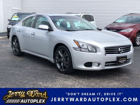 Pre-Owned 2014 Nissan Maxima 3.5 SV w/Sport Pkg