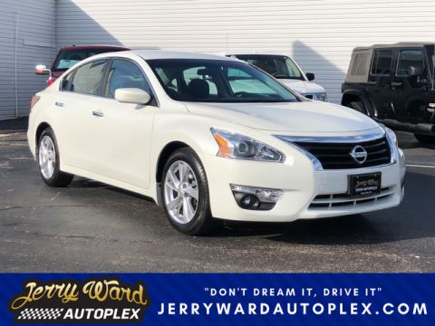 Pre-Owned 2015 Nissan Altima 2.5 SV-- Questions? Cell/Text 24/7 @ 731-335-4854 Front Wheel Drive Sedan