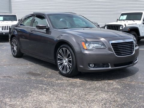 Pre-Owned 2013 Chrysler 300 S RWD With Navigation