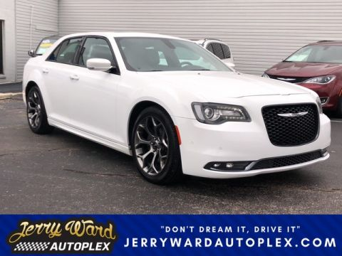 Pre-Owned 2016 Chrysler 300 S Hemi With Navigation