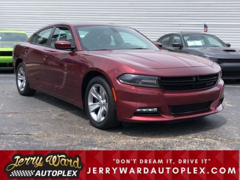 Pre-Owned 2018 Dodge Charger SXT Plus