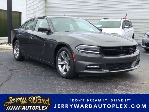 Pre-Owned 2016 Dodge Charger SXT Rear Wheel Drive Sedan