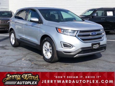 Pre-Owned 2016 Ford Edge FWD SEL