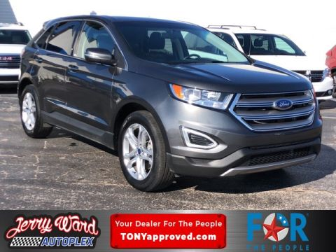 Pre-Owned 2018 Ford Edge FWD Titanium