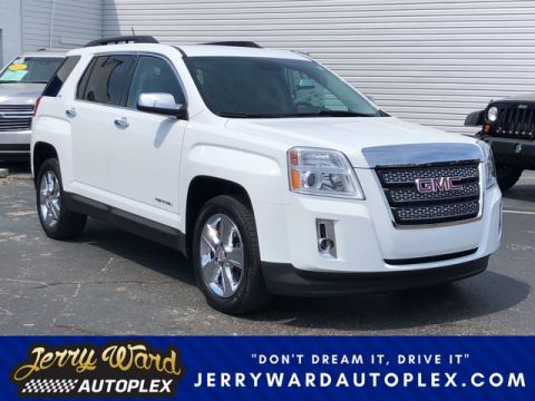 Pre-Owned 2015 GMC Terrain FWD SLT With Navigation