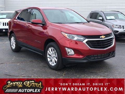 Pre-Owned 2018 Chevrolet Equinox AWD LT