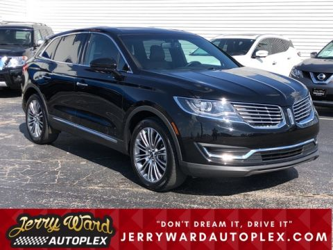 Pre-Owned 2016 Lincoln MKX AWD Reserve