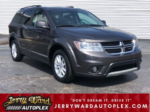 Pre-Owned 2017 Dodge Journey FWD SXT