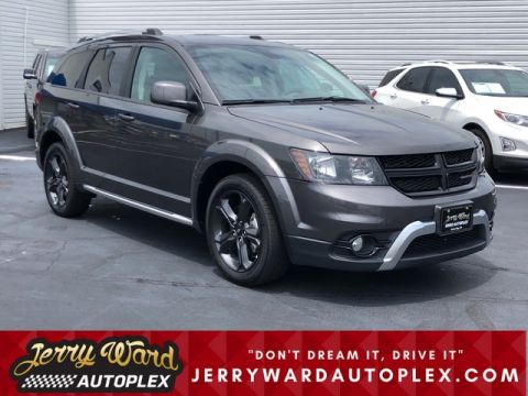Pre-Owned 2018 Dodge Journey FWD Crossroad