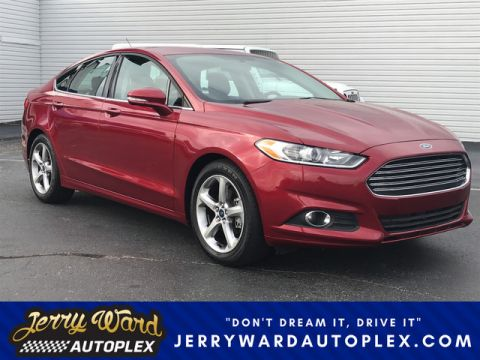 Pre-Owned 2014 Ford Fusion FWD SE-- Questions? Cell/Text 24/7 @ 731-335-4854 Front Wheel Drive Sedan