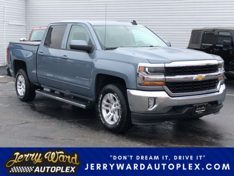 Pre-Owned 2016 Chevrolet Silverado Crew Cab 4WD LT-- Questions? Cell/Text 24/7 @ 731-335-4854 Four Wheel Drive Pickup Truck