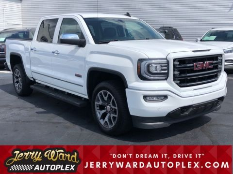 Pre-Owned 2016 GMC Sierra Crew Cab 4WD SLT All Terrain