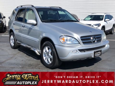 Pre-Owned 2002 Mercedes-Benz M-Class AWD ML500