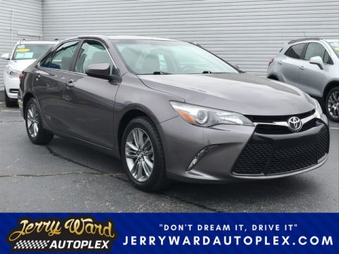 Pre-Owned 2015 Toyota Camry SE-- Questions? Cell/Text 24/7 @ 731-335-4854 Front Wheel Drive Sedan