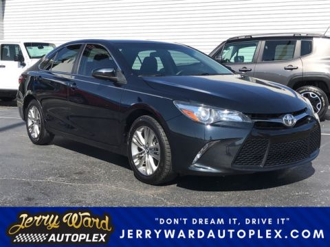 Pre-Owned 2016 Toyota Camry SE-- Questions? Cell/Text 24/7 @ 731-335-4854 Front Wheel Drive Sedan