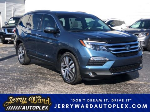 Pre-Owned 2016 Honda Pilot AWD Elite
