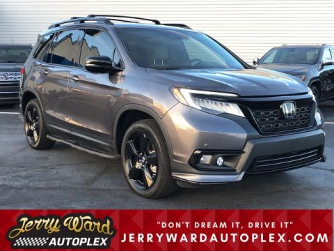 Pre-Owned 2019 Honda Passport AWD Elite