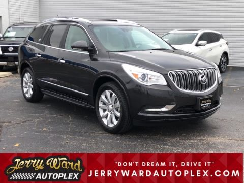 Pre-Owned 2017 Buick Enclave FWD Premium