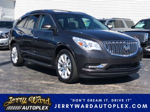 Pre-Owned 2015 Buick Enclave AWD Premium-- Questions? Cell/Text 24/7 @ 731-335-4854 AWD