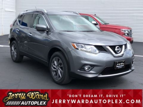 Pre-Owned 2016 Nissan Rogue AWD SL