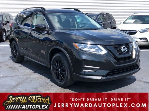 Pre-Owned 2017 Nissan Rogue AWD SV Rogue One Special Edition