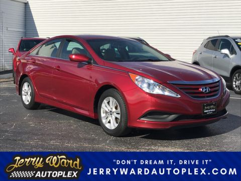 Pre-Owned 2014 Hyundai Sonata GLS-- Questions? Cell/Text 24/7 @ 731-335-4854 Front Wheel Drive Sedan