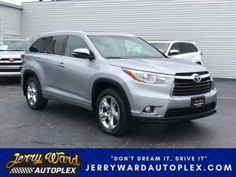 Pre-Owned 2015 Toyota Highlander AWD Limited-- Questions? Cell/Text 24/7 @ 731-335-4854 AWD