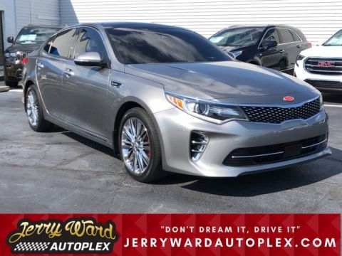 Pre-Owned 2016 Kia Optima SXL Turbo