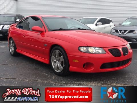 Pre-Owned 2004 Pontiac GTO 5.7L Coupe
