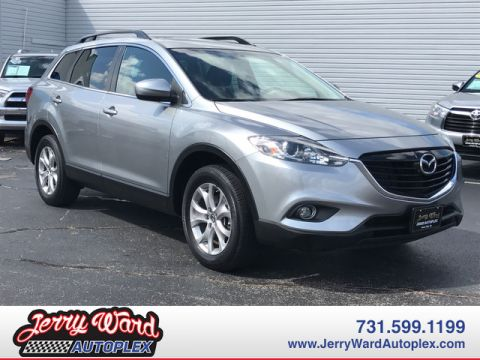 Pre-Owned 2014 Mazda CX-9 AWD Touring-- Questions? Cell/Text 24/7 @ 731-335-4854 With Navigation & AWD