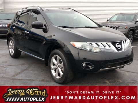 Pre-Owned 2010 Nissan Murano 2WD SL