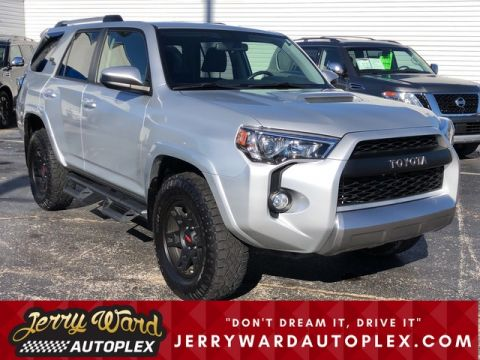 Pre-Owned 2018 Toyota 4Runner 4WD TRD Off Road