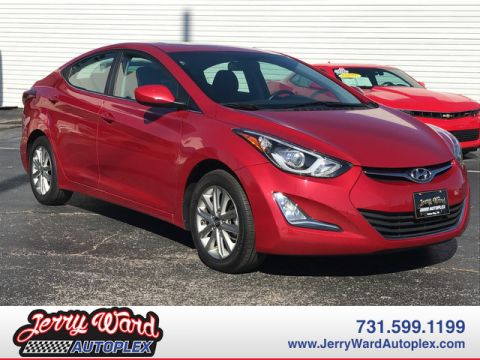 Pre-Owned 2015 Hyundai Elantra SE-- Questions? Cell/Text 24/7 @ 731-335-4854 Front Wheel Drive Sedan