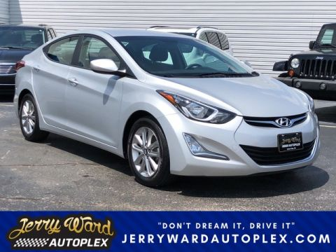 Pre-Owned 2015 Hyundai Elantra SE Front Wheel Drive Sedan
