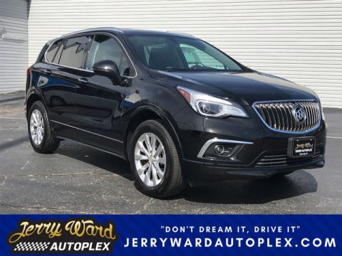 Pre-Owned 2017 Buick Envision AWD Essence AWD