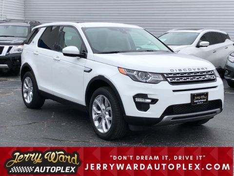 Pre-Owned 2015 Land Rover Discovery Sport AWD HSE