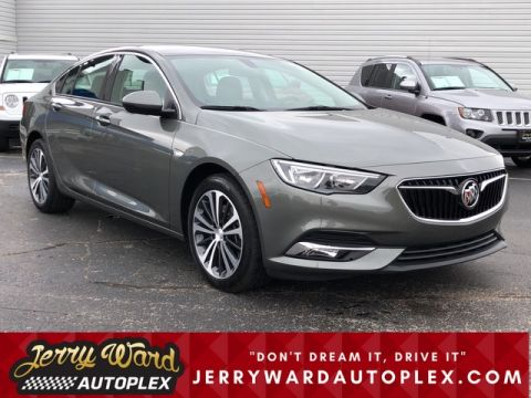 Pre-Owned 2018 Buick Regal Sportback AWD Preferred II