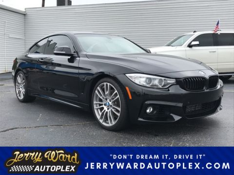 Pre-Owned 2016 BMW 4 Series Coupe 428i M Sport-- Questions? Cell/Text 24/7 @ 731-335-4854 With Navigation