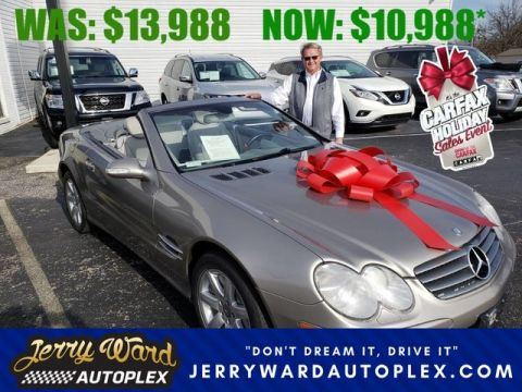Pre-Owned 2003 Mercedes-Benz SL-Class SL500